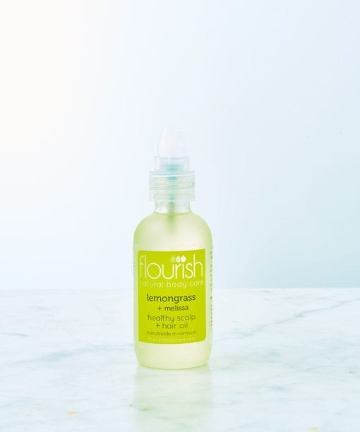 Ginger Elixir+Arnica Body Oil - Flourish Beauty Lab: Hair